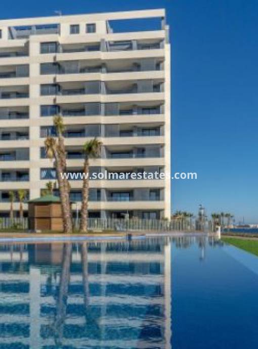 Apartment - Key Ready - Punta Prima - Panorama Mar