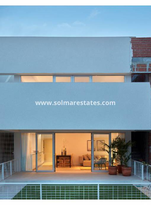 Apartment - New Build - Los Balcones - Mirasal