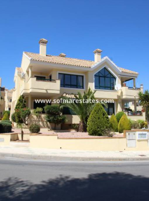 Apartment - Resale - Campoamor - Campoamor Golf Course