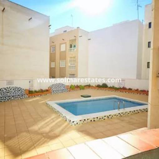 Apartment - Resale - Torrevieja - Beachside Torrevieja