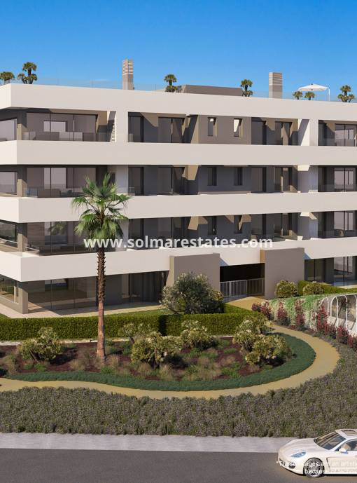 Appartement - Nieuw gebouw - Campoamor - Las Colinas Golf and Country Club