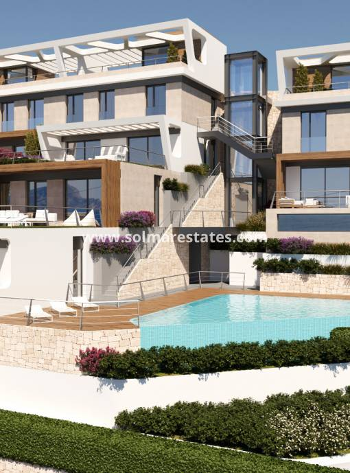 Appartement - Nouvelle construction - Altea - Mascaret Hills