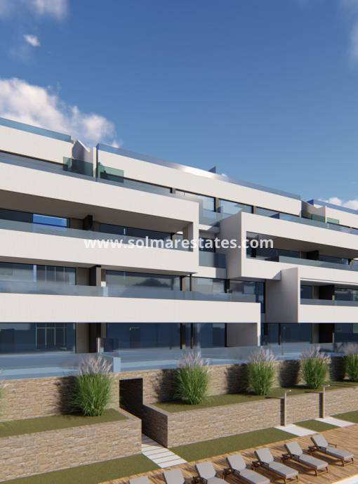 Appartement - Nouvelle construction - Campoamor - Las Colinas Golf and Country Club