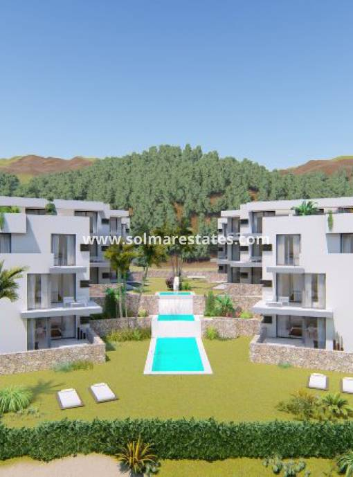 Appartement - Nouvelle construction - La Manga Club - Las Orquideas