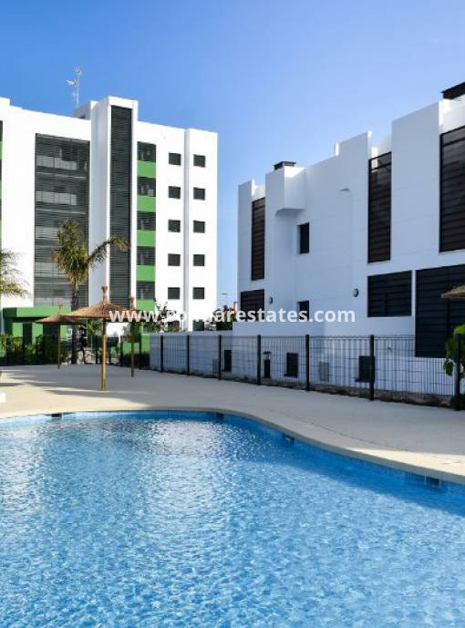 Appartement - Nouvelle construction - Mil Palmeras - Res. Pintor Antonio Lopez