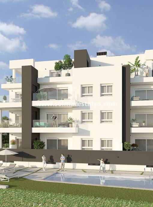 Appartement - Nouvelle construction - Villamartin - La Fuente