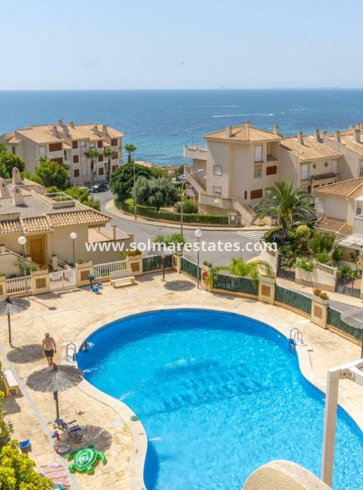 Appartement - Resale - Cabo Roig - Aguamarina