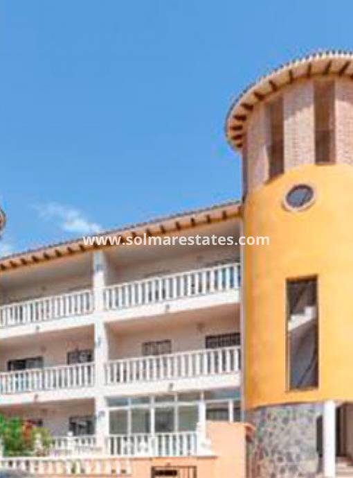 Appartement - Resale - Cabo Roig - Lomas de Cabo Roig