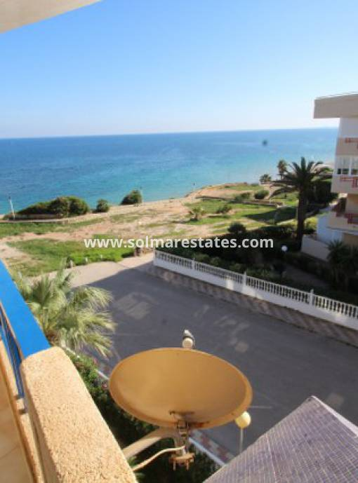 Appartement - Resale - Mil Palmeras - Beachside Mil Palmeras