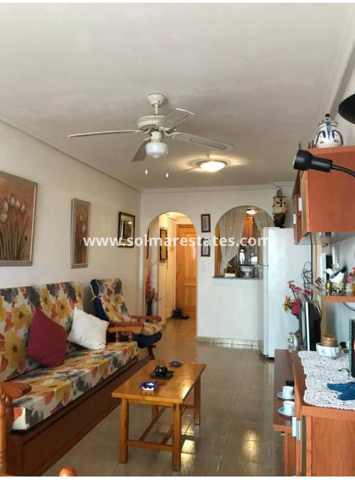 Appartement - Resale - Torrevieja - Beachside Torrevieja