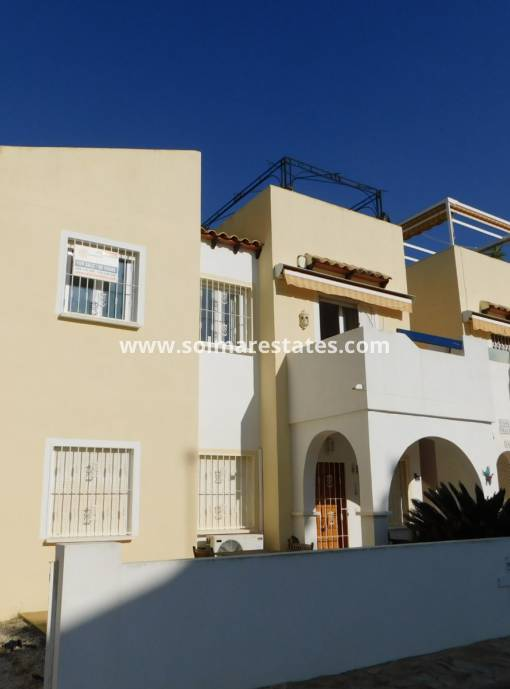 Appartement - Resale - Villamartin - Panorama Golf