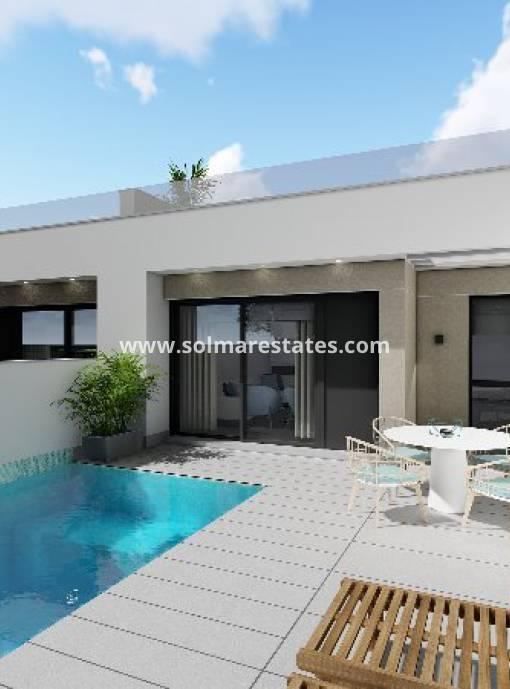 Bungalow - Nouvelle construction - Pilar De La Horadada - Res. Sun Golf Villas