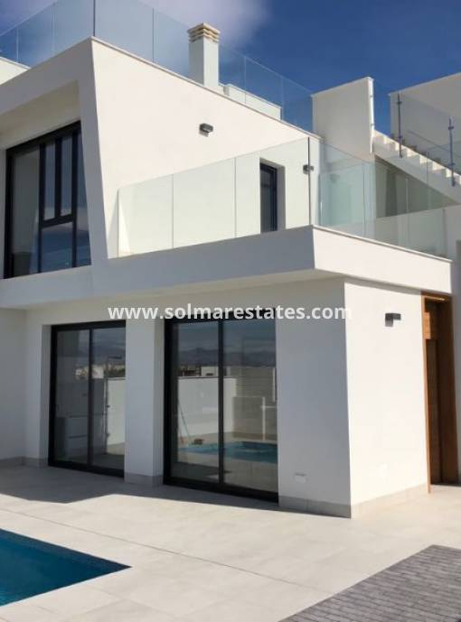Detached Villa - Key Ready - Benijofar - Res. Entre Olivos