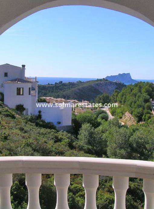Detached Villa - Key Ready - Benitachell - Cumbre del Sol