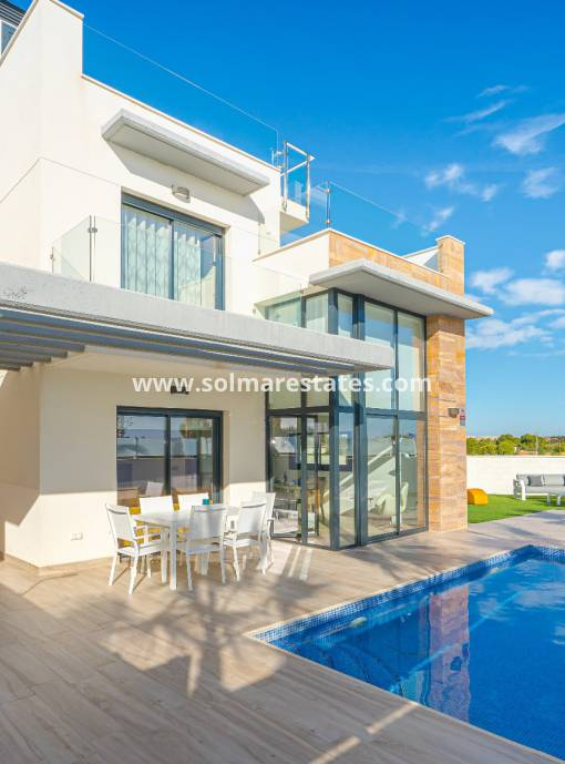 Detached Villa - Key Ready - Cabo Roig - Lomas de Cabo Roig