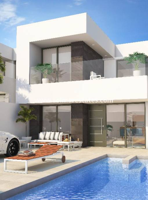 Detached Villa - New Build - Benijofar - Res. Venecia