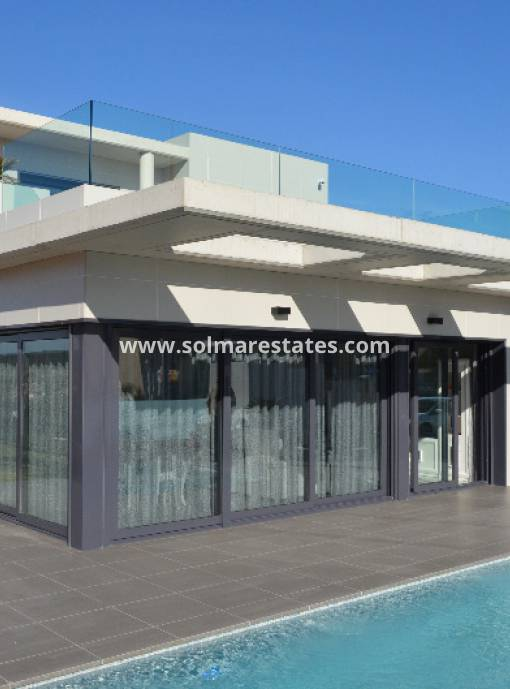 Detached Villa - New Build - Campoamor - Beachside Campoamor