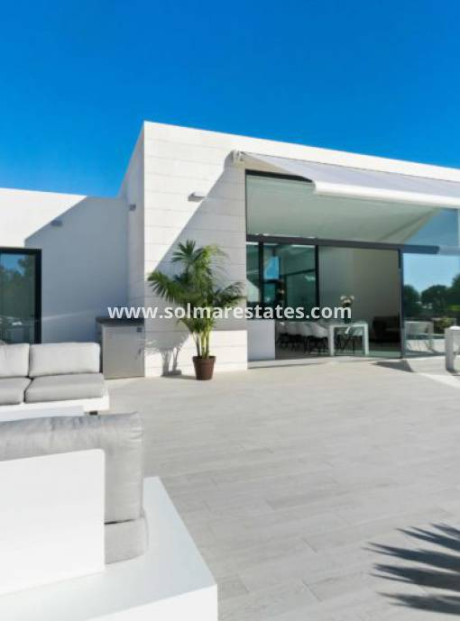 Detached Villa - New Build - Campoamor - Las Colinas Golf and Country Club