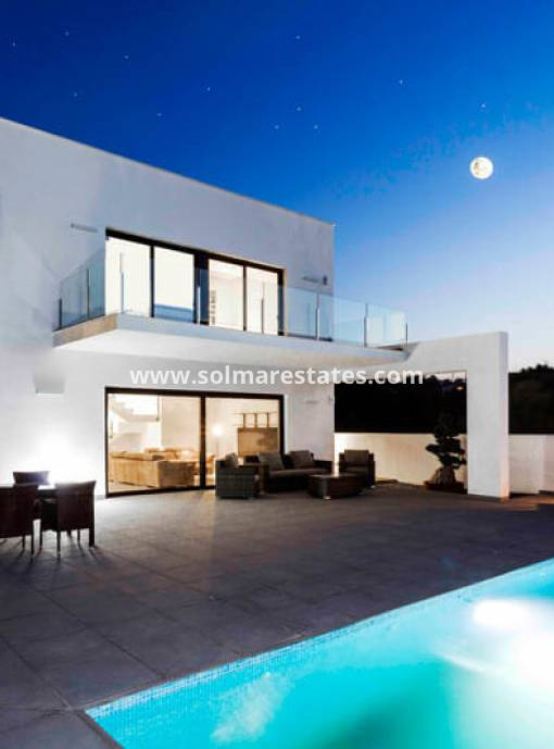 Detached Villa - New Build - Denia - Res. Tossal Gross