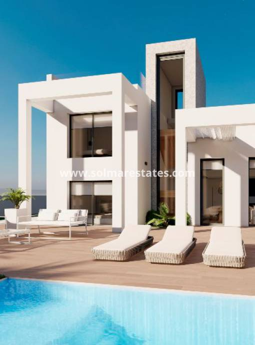 Detached Villa - New Build - Finestrat - Res. Sunny Hills