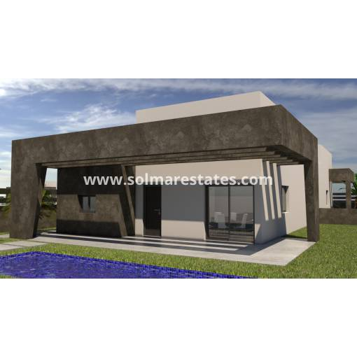 Detached Villa - New Build - Fortuna - Balneario De Fortuna