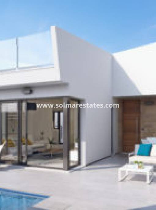 Detached Villa - New Build - Los Alcazares - Res. Vela Latina