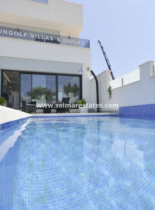Detached Villa - New Build - Pilar De La Horadada - Res. Sun Golf Villas