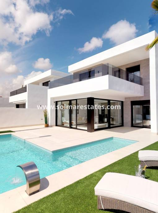 Detached Villa - New Build - Sucina - Villas Cristina