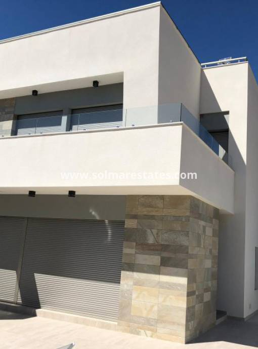 Detached Villa - New Build - Villamartin - El Galan