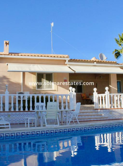 Detached Villa - Resale - La Florida (Orihuela Costa) - La Florida