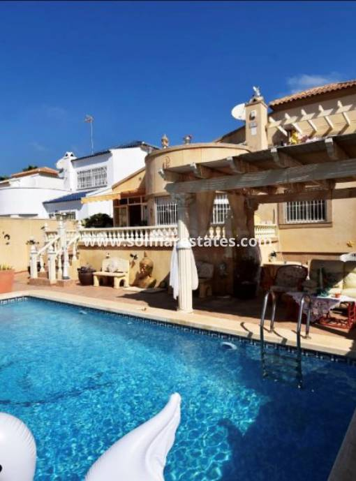 Detached Villa - Resale - Playa Flamenca - Res. Montilla