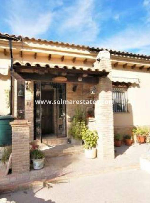 Detached Villa - Resale - San Fulgencio - San Fulgencio