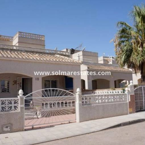 Detached Villa - Resale - San Miguel De Salinas - Balcon Costa