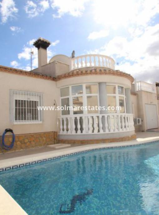 Detached Villa - Resale - San Miguel De Salinas - Lake View Mansions