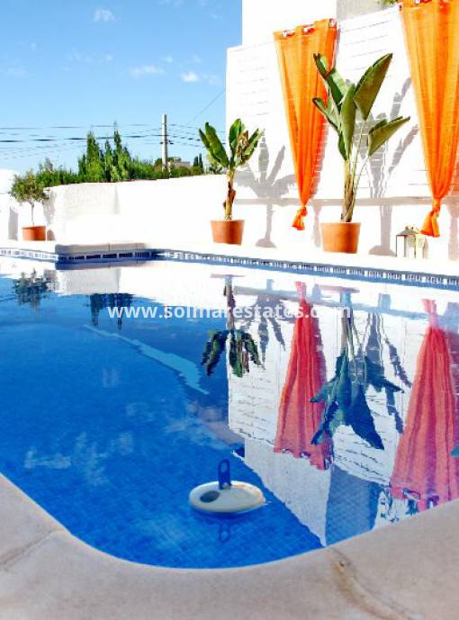 Detached Villa - Resale - Villamartin - Blue Lagoon