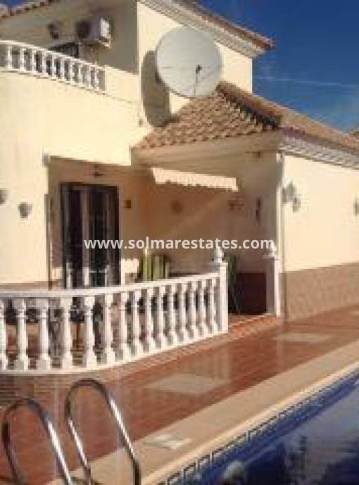 Detached Villa - Resale - Villamartin - Bosque De Las Lomas