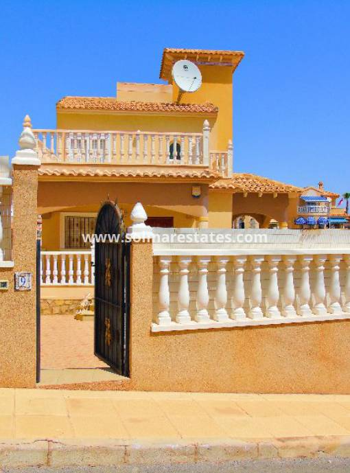 Detached Villa - Resale - Villamartin - El Galan
