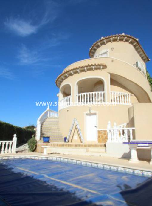 Detached Villa - Resale - Villamartin - El Presidente
