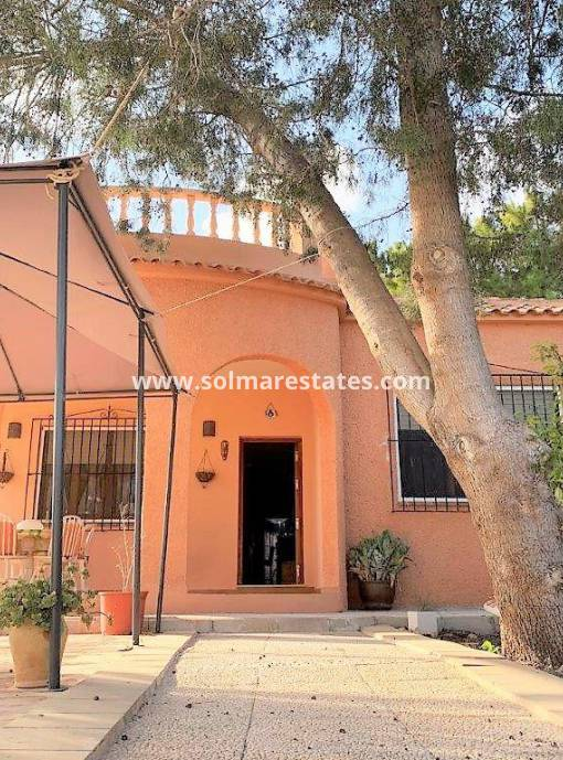 Detached Villa - Resale - Villamartin - Los Dolses