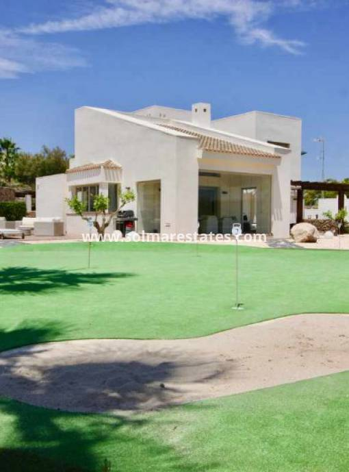 Fristående villa - Resale - Campoamor - Las Colinas Golf and Country Club