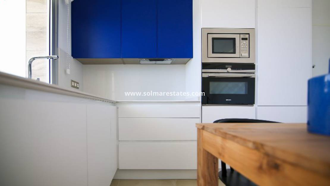 Key Ready - Apartment - Finestrat - Campana Garden