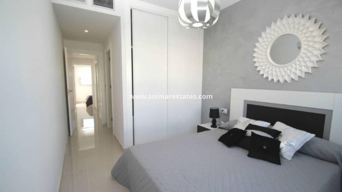 New Build - Apartment - Los Balcones - Res. Balcones de Amay