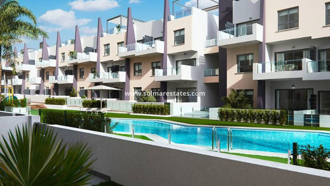 New Build - Apartment - Mil Palmeras - Res. Bianca Beach
