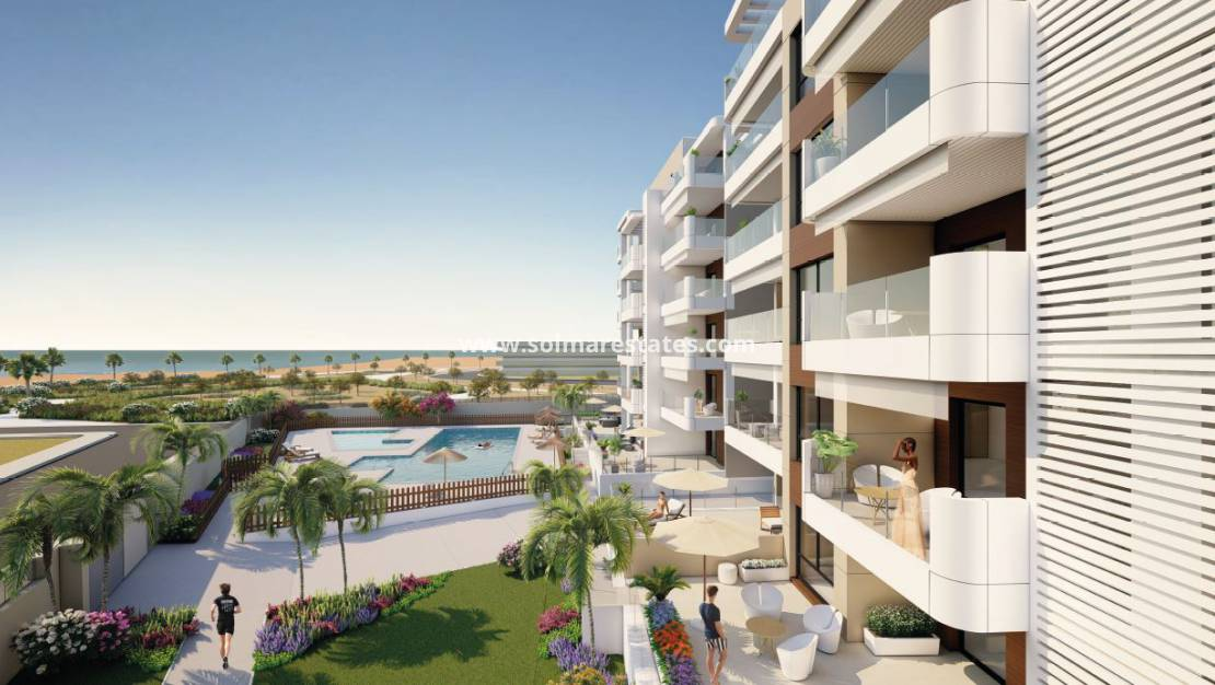 New Build - Apartment - Torre De La Horadada - Res. Pintor Antonio Lopez