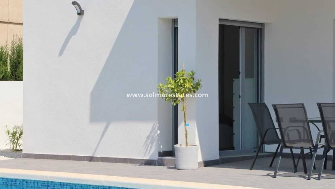 New Build - Detached Villa - Benijofar - Benijofar Villas