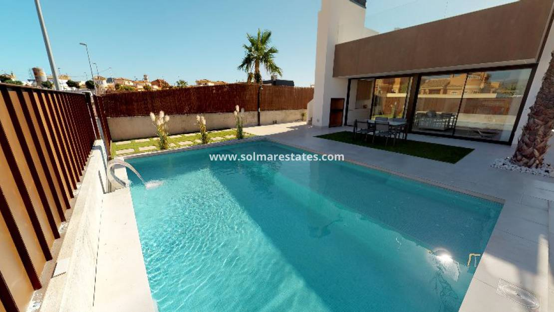 New Build - Detached Villa - Sucina - Villas Xavi