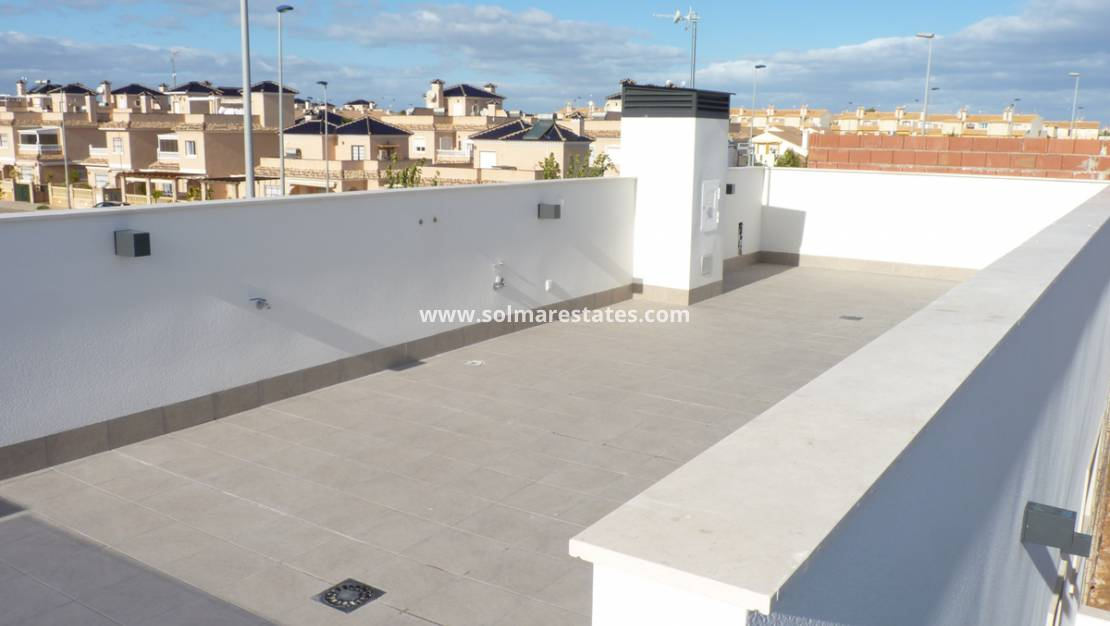 New Build - Detached Villa - Torre De La Horadada - Res. Villas Torre Margove