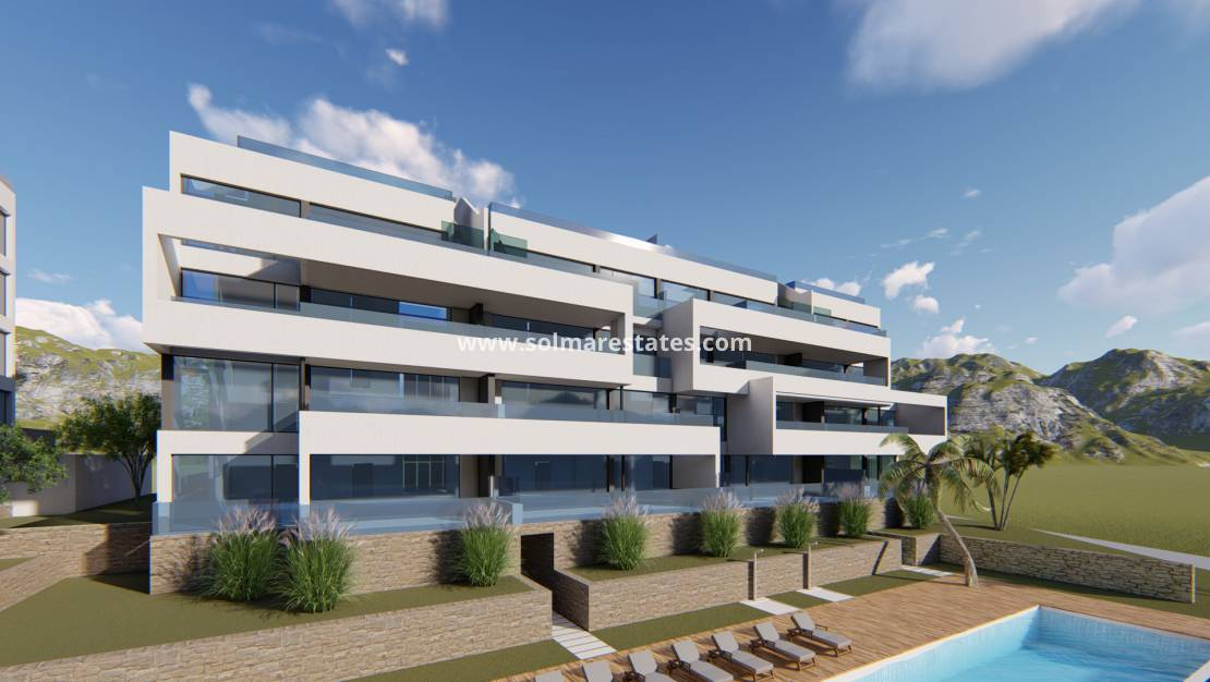Nieuw gebouw - Appartement - Campoamor - Las Colinas Golf and Country Club