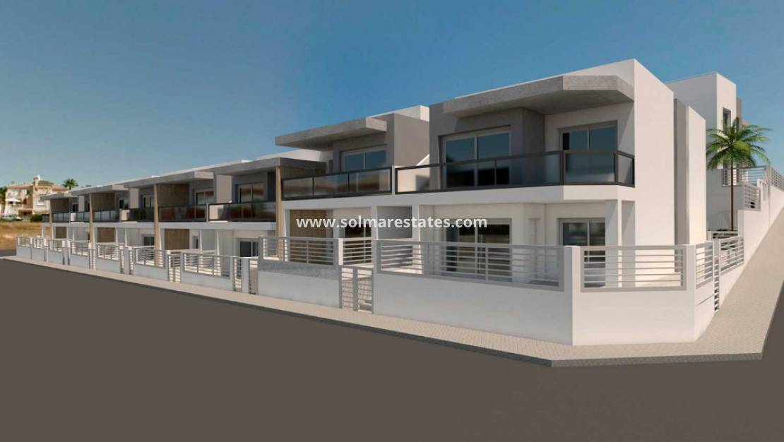 Nouvelle construction - Appartement - Benijofar - Res. TorreGolf Homes