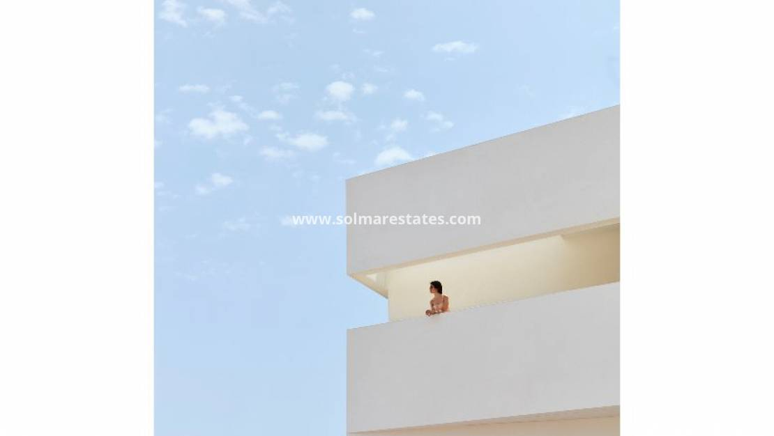 Nouvelle construction - Appartement - Los Balcones - Mirasal